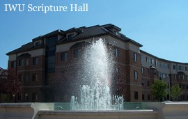 Iwuscripturehall