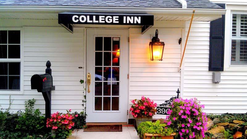 College Inn Exterior